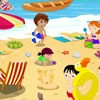 When you play this beach decorating game a couple of times, it will help you wh