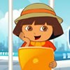 Dora the explorer, has planned to spend her holiday day. However, she is search