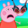 Peppa Pig needs you to take care of his nose in a new and fun doctor game! He c