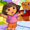 Enjoy this Dora new bedroom decoration games, H...
