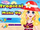 When it comes to make up, it's only summer that allowed us, from all sessions,