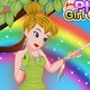 Tinker Bell who has the tinkering abilities is ...