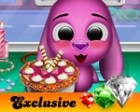have fun with Toto in his pie delivery shop as you prepare the yummy treats for