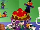 Use your creativity to create your own halloween cupcake. You can use any of th