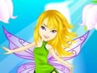 Angela is a Spring fairy who lives in the flowers. She helps the flowers bloom