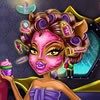 Clawdeen needs a special treatment for her mons...