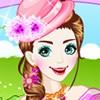 Lovely princess Rapunzel goes to spa today. Let...
