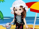 Baby on Beach Dressup