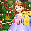 Christmas is near and princess Sofia must decor...