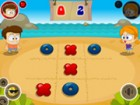 Try to place 3 X's or O's in a row in the board, in this great puzzle game for