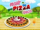 I bet you have never had pizza for dessert. Check out this awesome food decorat