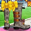Feel free to join us in getting the 'DIY Stylish Rain Boots' shoe decoratio