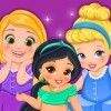 Once upon a time there was: a tangled climb, a magical ride and a lost shoe. In new game you will get to meet your favorite princesses: Rapunzel, Jasmine and Cinderella and you will join them for a magical adventure. This game has three exciting levels. In each level you will have a maze and you will have to find the way out.