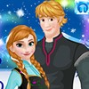 It's date night for the stars of Frozen, Anna and Kristoff! Will they go to a movie? Go ice skating? Do dinner, perhaps? Dress up Anna and Kristoff for any occasion! Have fun playing frozen dress up games!