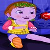 Anna always has a fun time with her sister Elsa in her childhood. While Elsa is building the Snowman, Beautify the Anna with Christmas Costumes. Do you love to dress Childhood Anna? Then have a good time with Anna in dressing her with perfect Christmas costumes for this Christmas. You can also give beautiful hairstyles, stunning lens and excellent lip gloss for her. Have a Happy Christmas.