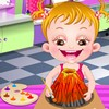 Enjoy exploring a few interesting scientific experiments with Baby Hazel and he
