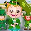 Let's celebrate St. Patrick's Day with darling Baby Hazel and her friends!!