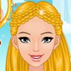 Calista just loves the braided look! But she\'s having a bit of trouble reaching the back of her hair. She has three beautiful braided hairstyles she likes, but she just can\'t choose one! Can you help Calista create a gorgeous hairstyle in this fun hair game for girls? Enjoy this new game from Sky Breeze Games