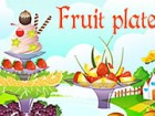 You are working in a fruit platter place and you are also known for your beauti