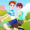 Theodore and Lila are going on their first date tonight. After weeks of talking Theodore has finally got the guts to ask her out. Theodore does not have a car yet so he is planning to pick her up with his bike. They are riding the bicycle together. Lets help Theodore and Lila to choose their outfits for the date. Keep in your mind that they are going to ride the bike so choose comfy clothes. Share their love with everyone you ow and be amazed by them. Enjoy!