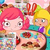 This game is made for candy lovers. Play mini g...