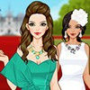 Play this game and dress u this model for Cannes festival.
