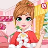 We wish you a Cherry Christmas! Do you want to learn how to create a festive and glamorous cherry christmas look step by step? First let's help this cute girl clean up her face by going through some facial routines, then we could apply the cosmetics by following the instructions in game and create a fun Cherry Christmas Make Up Look! Have fun!