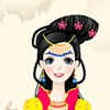 This Chinese Ancient Princess is the youngest yet the most beloved daughter of the Emperor. She has so many beautiful dresses and jewelries. Let's play this fun dressup game and enjoy the luxurious and exotic beauty of the Chinese ancient princess! Have fun!
