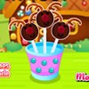 Play Choco Reindeer Pops Cooking game at our site dressupgamesite.com and cook delicious Reindeer pops.