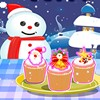 Merry Christmas to all, is the most beautiful season of the year, all children are waiting for Santa Claus, every year Santa brings gifts to good kids so we must prepare a delicious cupcake for him. If Santa will like your cupcake he will give you special prize and he will come again in every year to test your cooking skills. Start the cooking session and follow all instruction in game. It is easy if you are carefully about the ingredients quantity. Enjoy this christmas cooking cupcakes game!