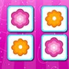 A mere sight of multi-colored flowers should be enough to boost your day with energy. Add the excitement of such flowers in your memory game and enjoy maximum fun. Identify the flower pairs that are scattered over the flip side of cards and earn points that honor your sharp brains.