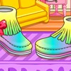 Play this fun DIY game and learn how to turn your old boots into a new pair of fringe boots! There are many colors and cute accessories for decoration. Have fun!