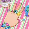 Welcome to the DIY nail art studios! Here you could learn 5 cute nail arts whic
