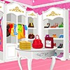 You can now decorate 4 beautiful closet. There is a girly 