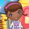 Doc McStuffins, is ready to help fix her toy friends. Play Doc Mcstuffins Dress Up game and choose the perfect Doc outfit for this little Mcstuffins!  Help her pick the right archer clothes and accessories.