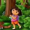 Dora and Boots are playing hide and see in the forest. Boots is really good at this game and Dora couldn't find him. Could you help Dora out? You could use the telescope to find Boots if necessary. Good luck and have fun!