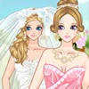 Play this fun wedding dress up game on dressupgamesite.com. Enjoy your wonderful time by playing dreaming wedding dress up and make up game. make up and dress up this cute model for her dream wedding.