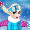 Elsa is getting ready for her first Snowboard Challenge in Arendelle. But to show her best, she must be dressed perfectly! Help her to choose from lots of sport costumes, accessories and hairstyles. Have fun!