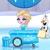 Join Queen Elsa in getting this fun management game started, put your dessert serving skills to a major test and help her spoil all those impatient customers with colorful ice cream cones by selecting the right flavor and topping from the ones available at your disposal in Elsa's Creamery. Make sure to move fast in order to keep your customers happy and don't forget to also collect the money in order to complete your daily tasks. Good luck and have a great time, ladies!