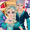 Wow! It's going to be a really freezy Halloween! Elsa Frozen is going on a date with Jack Frost. The boy with the spirit of snow and winter, wouldn't he be a perfect match for Elsa?