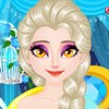 In this fun Frozen Makeover Game give Elsa a sparkly new look. Choose from bea