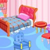 Bring some magic into this world and create a beautiful fairy princess room. Fairy like colors and furniture, room decorations and amazing little details will all make this bedroom look awesome. Use your mouse to choose your favorite items. Enjoy playing this fun room decorating game!