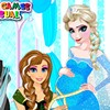 Much time has passed since Princess Elsa find o...