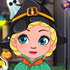 Halloween is cute Adele's favorite time of the year. She loves to dress in fun costumes and go trick or treating, because she knows she will receive many delicious sweets that she can eat. But poor Adele got a terrible stomach ache from eating all that candy and now she needs to go to the hospital for treatment. Play our new exclusive game called Halloween Sugar Rush and help Adele.