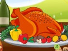 Thanksgiving day will almost here. Lets help prepare the roast turkey for a big