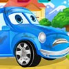 Hey, kids! Time to wash a really cute car today! This car is specially made for