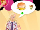 Hello kids and welcome to Lisa's Food Shop. In this serving food game you must
