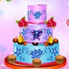 In this food decoration game, you have the task of decorating a luscious weddin