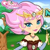 This magicall elf is the owner of the magic forest. Check out her magical wardr