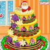 It's holiday season! We all love Chrismtas! How wonderful it is to bake and decorate a Christmas cake for your family. Play this fun Merry Christmas Cake Decoration game and use your talent to design your own Chrismtas cake. have fun!